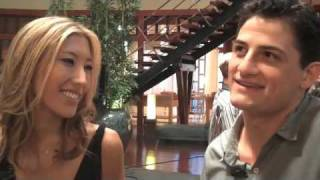 TCA Diary: Enver Gjokaj + Dichen Lachman of Dollhouse