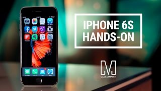 iPhone 6S Hands-On Review