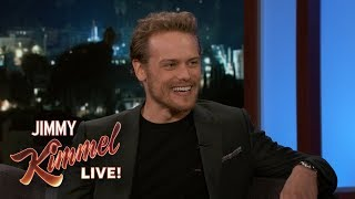 Sam Heughan on Fans, Lying for Gigs & New Movie