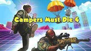 Modern Warfare CAMPERS MUST D!E 4