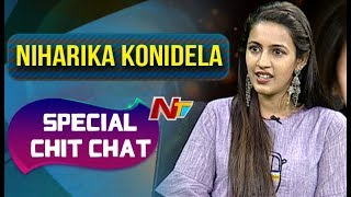 Special Chit Chat With Niharika Konidela..