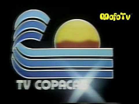 Tv Copacabana entrando no ar (1987)