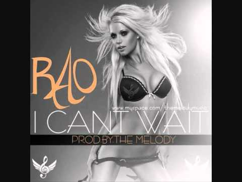 Rao - I Can't Wait (Prod. By U´Jay [of The Melody])