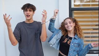 HANDCUFFED TO SOFIE DOSSI FOR 24 HOURS!!!