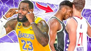 Most HEATED Moments - NBA Bubble Edition - Part 1