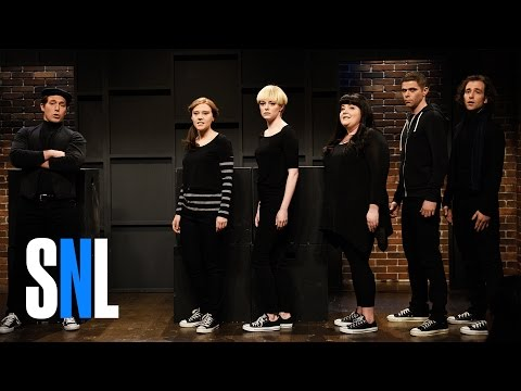 High School Theatre Show with Emma Stone - SNL