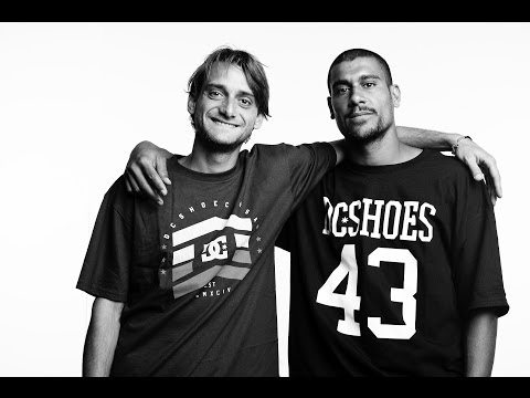 DC SHOES: CARLOS IQUI AND TIAGO LEMOS ARE PRO!