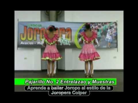 Aprenda a bailar Joropo
