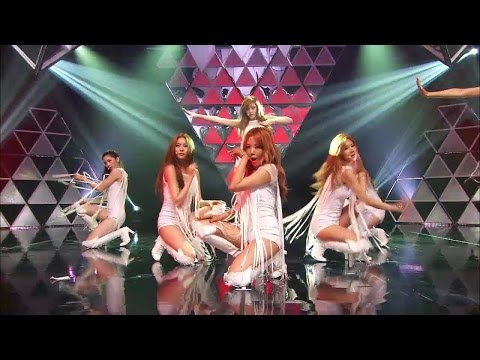 【TVPP】After School - Flashback (New Member: Ka-Eun), 플래쉬백 @ Comeback Stage, Show Music Core Live