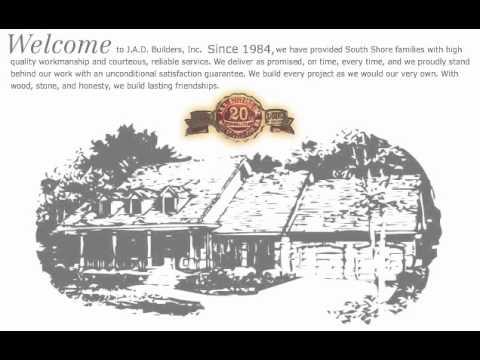 JAD Builders Website Intro