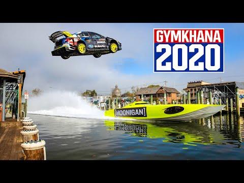 Gymkhana 2020: Travis Pastrana Takeover