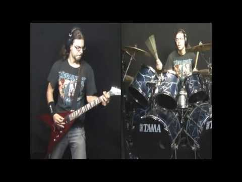 Megadeth - Washington is Next ! (Drums & Guitar cover) [HD]
