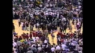 1998 NBA Finals: Bulls/Jazz, Game 6 - Bulls Win 6th Championship
