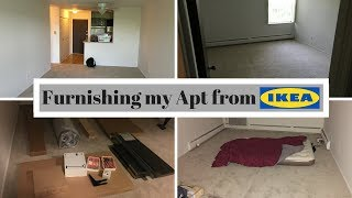 Furnishing My Apartment - Starting from the bottom
