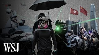 How Hong Kong Protesters Evade Surveillance With Tech   WSJ
