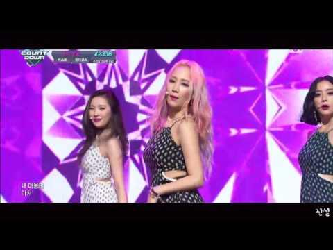 원더걸스(Wonder Girls) - Why So Lonely 댄스 버전 무대 교차 편집 (Dance Ver.)