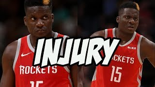 Can The Rockets Survive Without Clint Capela?