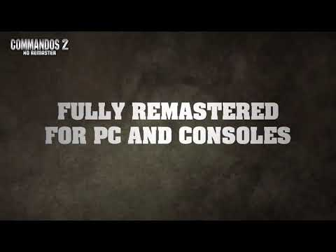 video Commandos 2 & Praetorians: HD Remaster Double Pack – PS4