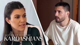 Kourtney Kardashian Open To Bringing Scott Disick on Family Trips Again | KUWTK | E!