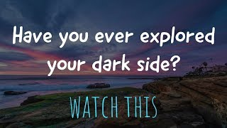 Alan Watts ~ Exploring Your Dark Side
