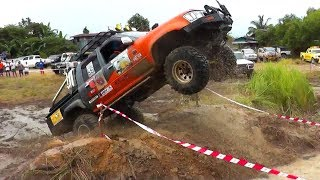 The Best Of Sabah 4x4 Challenge (Part7)
