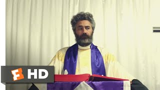 Hunt for the Wilderpeople (2016) - Auntie's Funeral Scene (2/10)   Movieclips