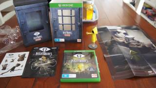 Little Nightmares Six (Collector's) Edition Unboxing