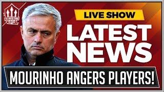 Mourinho's Attack on Manchester United Players Backfires | Man Utd News