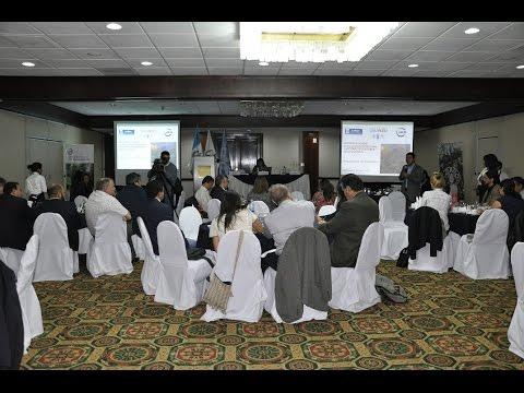 Presentación de resultados del marco jurídico ambiental guatemalteco
