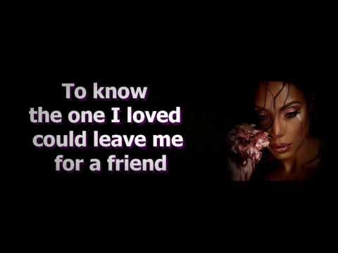 Tamar Braxton -MY MAN LYRICS HD