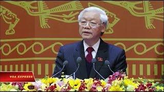 Truyền hình VOA 18/8/18: Tổng bí thư ca ngợi chiến dịch chống tham nhũng