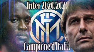 IL CAMMINO DELL' INTER CAMPIONE D'ITALIA 2021, le partite DECISIVE per la CONQUISTA dello SCUDETTO