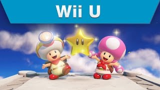 Wii U - Captain Toad: Treasure Tracker Trailer