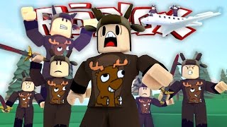 BABY CLONE ARMY WAR IN ROBLOX! (Roblox Clone Tycoon 2)