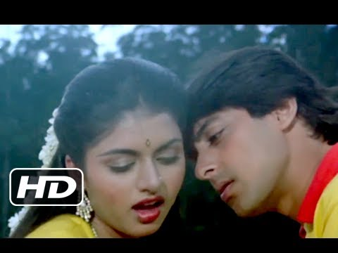 Dil Deewana -  Maine Pyar Kiya - Salman Khan & Bhagyashree - Classic Romantic Song - Old Hindi Song