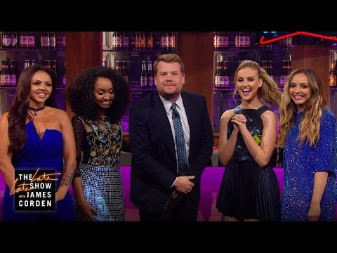 Little Mix on the Zayn Breakup, Performing with Taylor Swift