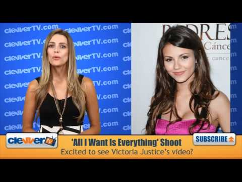 Baixar Victoria Justice Shoots Music Video for 'All I Want is Everything'