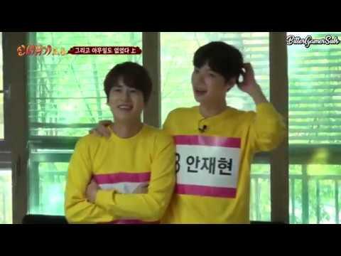 NJTTW: Kyuhyun and Jaehyun's friendship #1