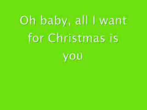 All I Want For Christmas Lyrics.Mariah Carey All I Want For Christmas Is You Lyrics Viewpure