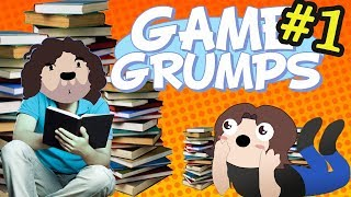 Life Stories! Game Grumps compilation [Talking, Soul baring, Real Grumps]