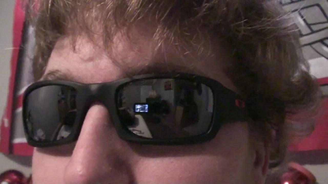 Oakley Fuel Cell Sunglasses >> Oakley Ducati Fives Squared Unbox - YouTube