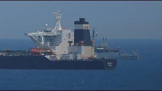طهران تهدد بريطانيا وشاهد أسباب ابتعاد ناقلة النفط عن قن ...