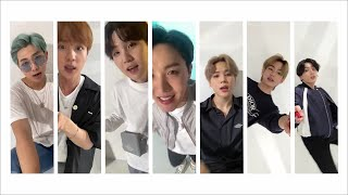 BTS (방탄소년단) Sing 'Dynamite' with me (feat. Big Hit Labels)
