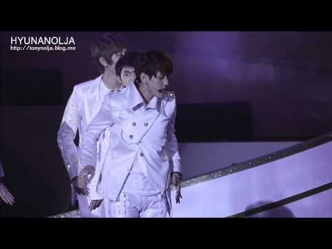 [FANCAM] 121119 대중문화예술상 시상식 축하무대 EXO-K MAMA Full Ver (BAEKHYUN FOCUS)