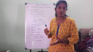 NEET: Biology Lecture-1 Principles of inheritance and variation - Introduction