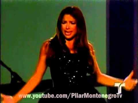 Pilar Montenegro - Prisonera (Premios Billboards)