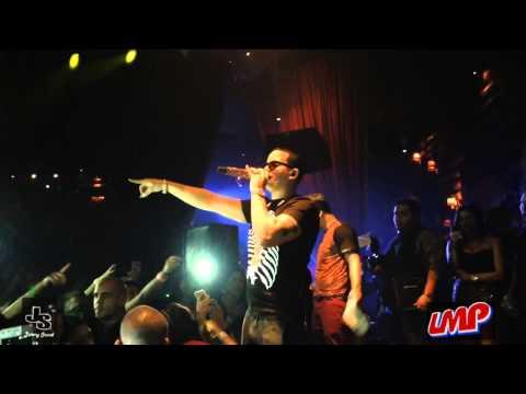 J Alvarez - Junto al Amanecer en vivo