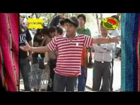 Idolos del Humor Bolivia - Santa Cruz  (Nilo) Parte 01