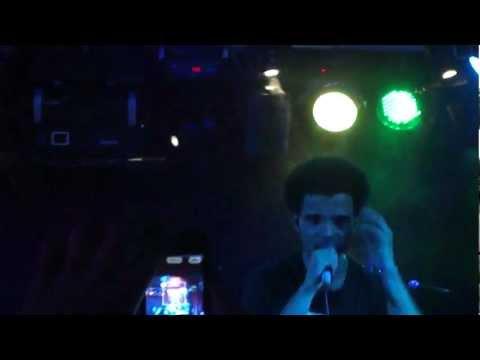 Akala - XXL Live@Soul Cellar Southampton