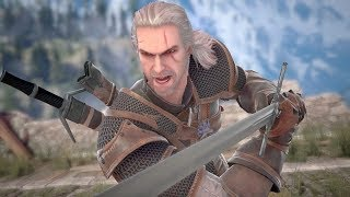 Geralt of Rivia Reveal Trailer preview image
